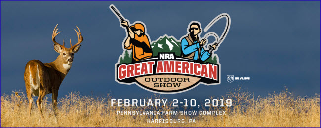 2019 Great American Outdoor Show